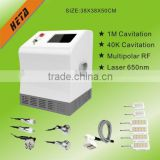 Heta 1000C Ultrasound beauty equipment/Strong ultrasonic fat breaking portable ultrasonic skin care beauty equipment