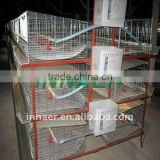 metal wire chicken cages for broilers(Guarantee quality)