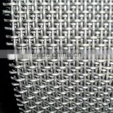 Crimped Wire Mesh used in minerals extraction, food and chemical processing, water and waste treatment