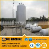 Waste Black Car Engine Oil or Used Ship Oil Recycling Plant