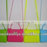 12colors stock!!! silicone phone bag