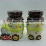 Hot Sale Ceramic Cookie Jar
