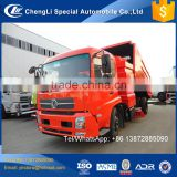 Dongfeng tianjin outdoor vacuum brush streetdust cleaner road sweeper