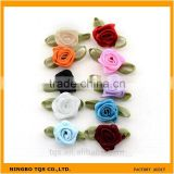 Factory High Quality Beautiful Fashion Colorful 2.7*1.6cm Stain Ribbon Bows