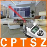LCD Display ultrasonic distance meter with Laser Pointer CP-3009