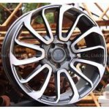 High Performance 22 inch 5x120 Land Rover Car Alloy Wheel Rims