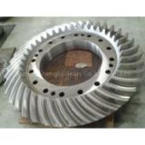 professional Helical Spiral Pinion Bevel Gears manufacturers in China