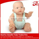 Baby hot real doll play toy model set