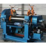 400B type two roll open mixing mill