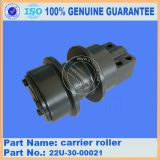PC200-7 carrier roller 22U-30-00021 excavator parts