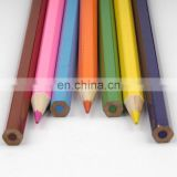 12 Colors 3.0mm Water Soluble Wooden Colored Pencil Set
