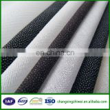 Direct Factory Price Garment Accessories Non Woven Interlining Polyester Nylon 600D Waterproof Fabric