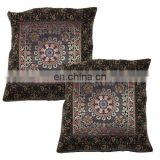 JACQUARD CUSHION COVERS ASSORTED