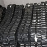 230*72*43 Adjustable Link Harvester Rubber Track , Rubber Tracks For Combine Harvesters
