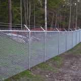 Chain link fence/ construction fence/construction fence for US