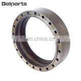 Belparts excavator travel machinery parts 207-27-71152 PC300-7 PC350-7 traveling gear ring