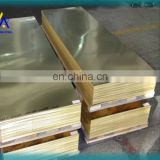 Free Cutting ASTM Extrusion Purity And Brass Alloy Rod  / Brass Round Bar