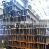 China A36 metal structural steel h iron beam / i shape beam price per kg size100x100x6x8