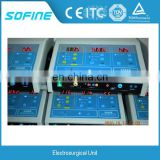 High Frequency Electrosurgical Generator Electro Cautery Unit