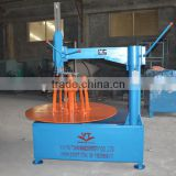 QKF1200 waste tire double side ring cutter Machine