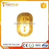 Micro RFID LED Flashing NFC Nail Tag / Sticker