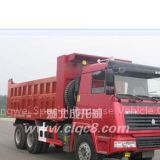 I'm very interested in the message 'Heavy Duty Dump Truck' on the China Supplier