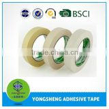 Automotive masking tape (Crepe Paper with Rubber Adhesive,High Temperature Resistance)