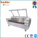 BCL 1610 XH2HMA home fabric laser cotton fabric cutting machine eastern