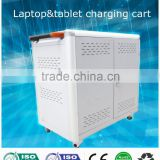 Laptop charging cart storage cart charging cabinet e-learning equipment charging locking