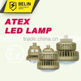 atex gas station led lights explosion proof lamp
