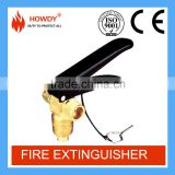 Cheap price carbon dioxide portable fire extinguisher valve with safety pin
