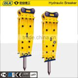 40-60ton excavator used hydraulic breaker hammer for road breaker with CE certification                                                                         Quality Choice