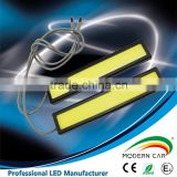 Guangzhou over 12 years manufacture auto Flexible LED cob led drl slim led daytime running lights