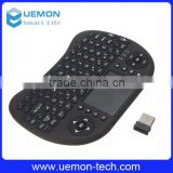High quallity air mouse remote control with bluetooth and USB