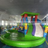 Cheap!!! hot sale amusement water slide for kids