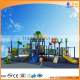 2016 China Newest design safe play for kids outdoor play structure