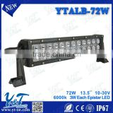 led light bar auto lamp trade assurance supply 72w led light bars 10-30v led light bar emergency