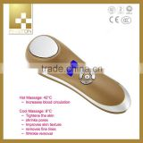 New Product Face Lifting beauty facial device hot and cold hammer Skin rejuvernation Beauty Machine