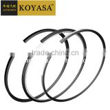 Auto Parts Piston Rings for MITSUBISHI NISSAN TOYOTA