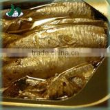 Hot sale canned sardines in vegetable oil