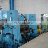 3 roller hydraulic plate rolling machine W11 three roller symmeterical rolling forming machine W11-200*3000