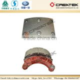 Faw Top Quality Brake Pads and Brake shoes Brake