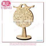 [Factory/OEM service]3D tree decoration for Christmas or Wedding (wood crafts/wood gifts/wood arts in laser cut and engraving)