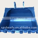 Volvo spare parts large excavator bucket volume volvo 700 with capacity 4.5 cbm                                                                         Quality Choice