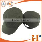 Applique pattern cadet hat washed round cap from china cap supplier accpet small quantity caps