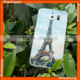 Custom plastic planar 3d printers print well-designed mobile phone back cover tpu+pc material                                                                         Quality Choice