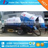 12 CBM 6*4 Sewage suction tanker truck for sale