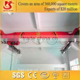 Best price! double/single girder overhead crane 10 ton,bridge crane from manufacturing company