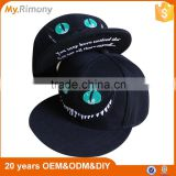 Fashion dragon snap back embroidery snapback caps hats bulk