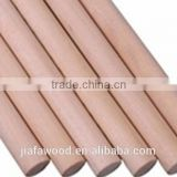 Manufacture Round Birch Wooden Stick
